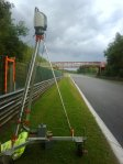iRacing laser scanning at Spa